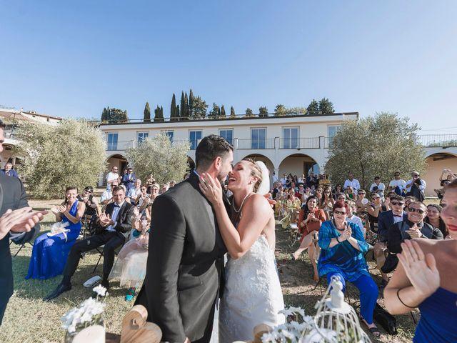 Il matrimonio di Gianni e Giada a Terricciola, Pisa 31