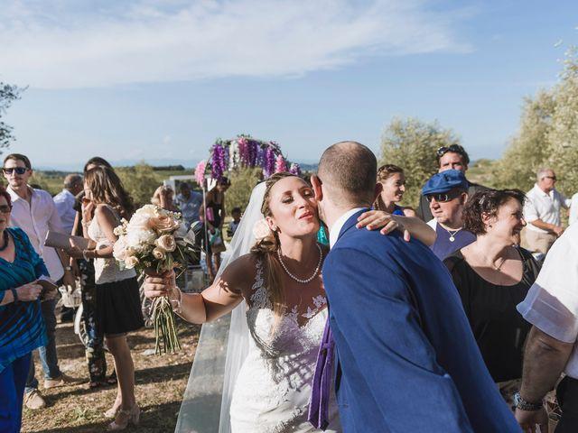 Il matrimonio di Gianni e Giada a Terricciola, Pisa 35