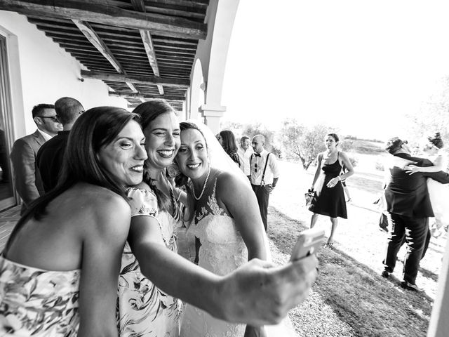 Il matrimonio di Gianni e Giada a Terricciola, Pisa 36