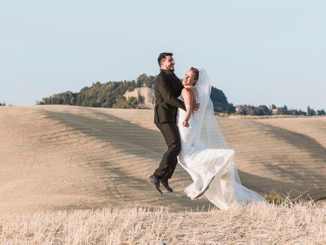 Il matrimonio di Gianni e Giada a Terricciola, Pisa 38