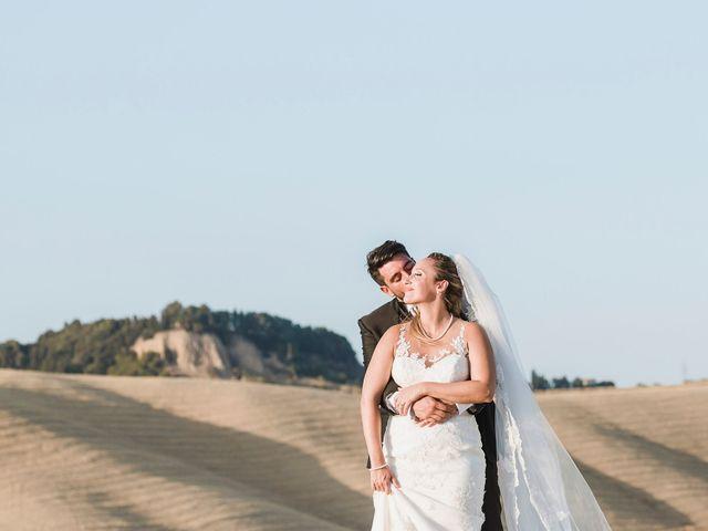 Il matrimonio di Gianni e Giada a Terricciola, Pisa 39