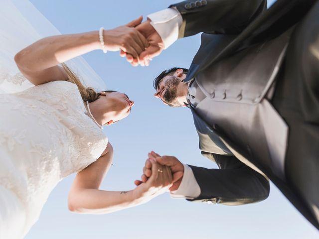 Il matrimonio di Gianni e Giada a Terricciola, Pisa 41