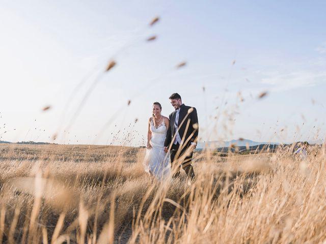 Il matrimonio di Gianni e Giada a Terricciola, Pisa 43