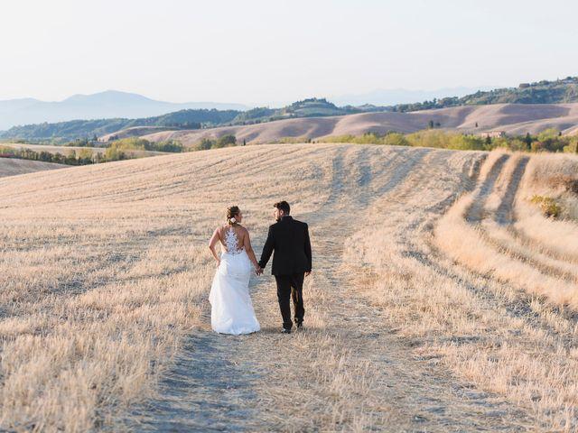 Il matrimonio di Gianni e Giada a Terricciola, Pisa 44