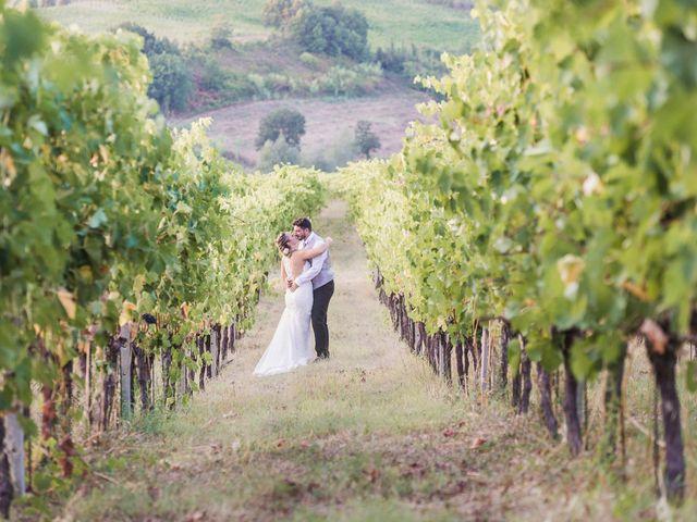 Il matrimonio di Gianni e Giada a Terricciola, Pisa 45