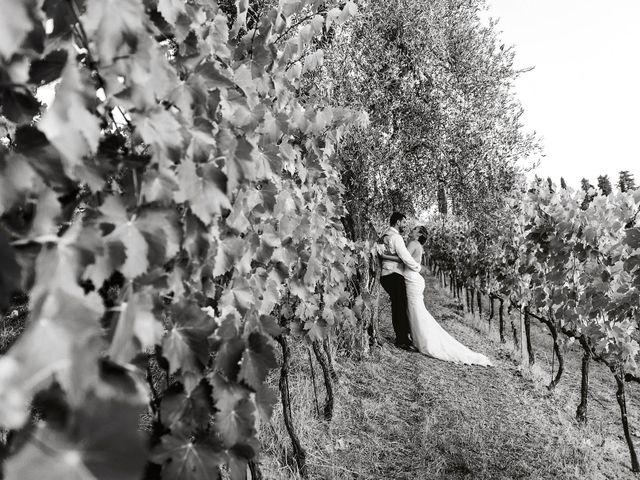 Il matrimonio di Gianni e Giada a Terricciola, Pisa 46