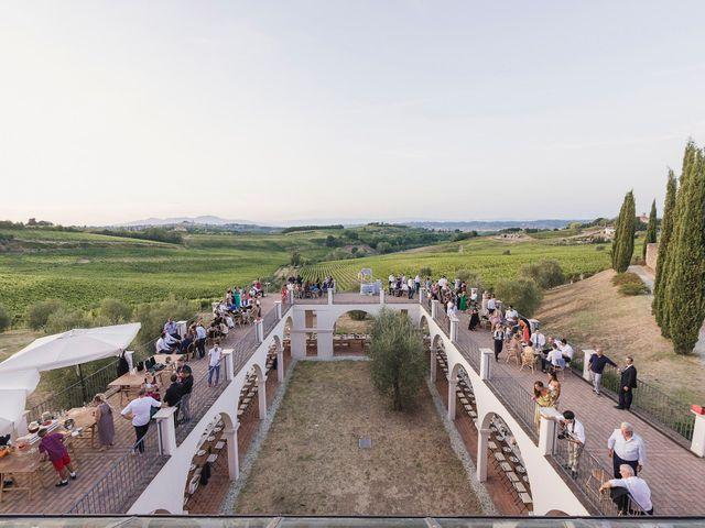 Il matrimonio di Gianni e Giada a Terricciola, Pisa 1