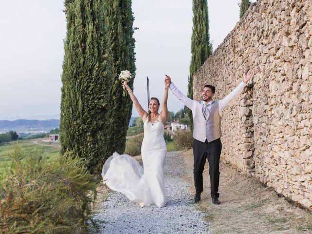 Il matrimonio di Gianni e Giada a Terricciola, Pisa 47