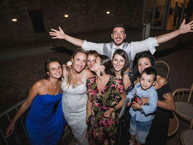 Il matrimonio di Gianni e Giada a Terricciola, Pisa 51