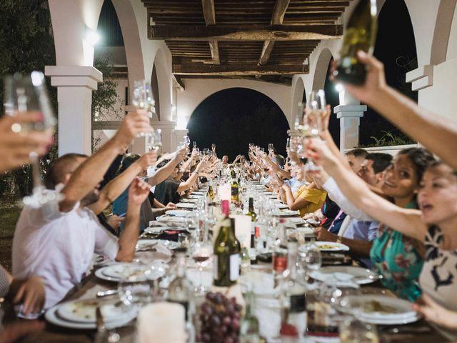 Il matrimonio di Gianni e Giada a Terricciola, Pisa 53