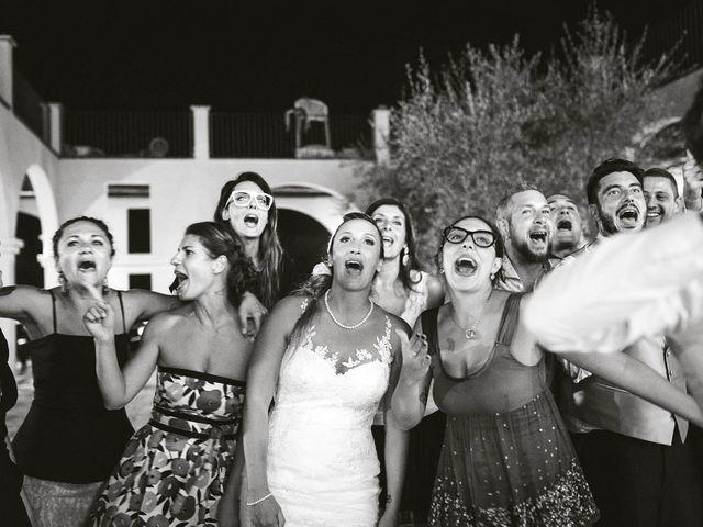 Il matrimonio di Gianni e Giada a Terricciola, Pisa 54