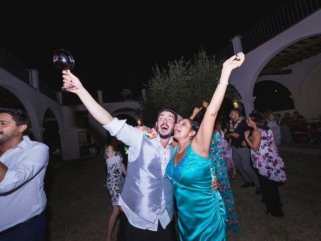Il matrimonio di Gianni e Giada a Terricciola, Pisa 58