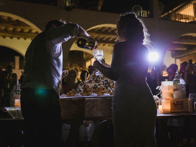 Il matrimonio di Gianni e Giada a Terricciola, Pisa 59