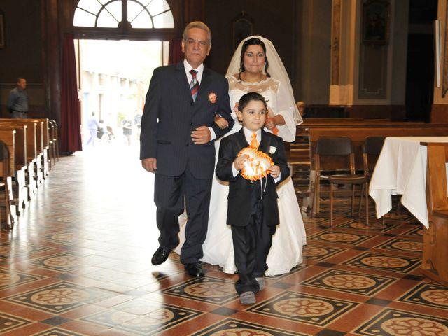 Il matrimonio di Pamela e Enzo a Nova Milanese, Monza e Brianza 1