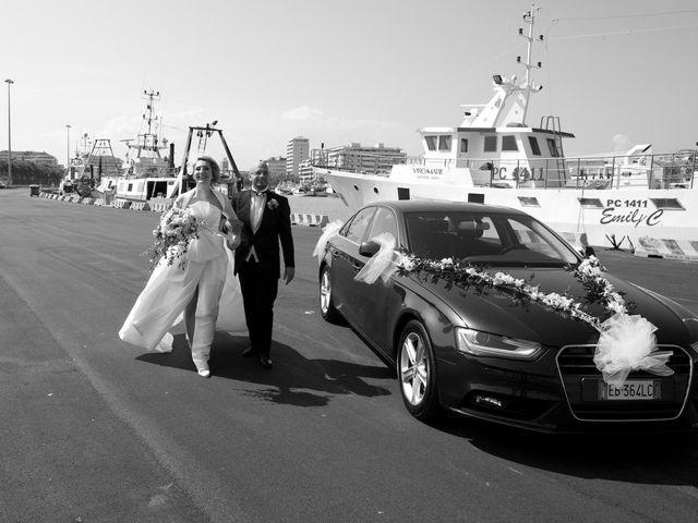 Il matrimonio di Andrea e Serena a Pescara, Pescara 10