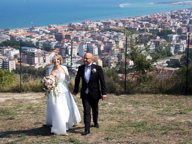 Il matrimonio di Andrea e Serena a Pescara, Pescara 15