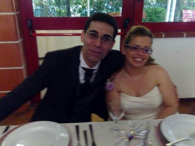 Il matrimonio di Simeone  e Maria a Limito Di Pioltello, Milano 1