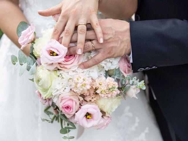 Il matrimonio di Omar e Laura a Castiglione delle Stiviere, Mantova 8