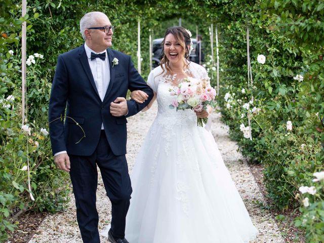 Il matrimonio di Omar e Laura a Castiglione delle Stiviere, Mantova 50