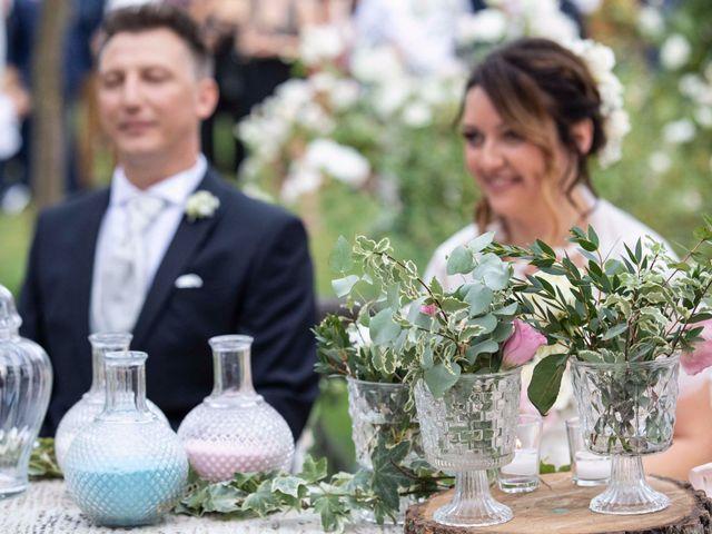 Il matrimonio di Omar e Laura a Castiglione delle Stiviere, Mantova 53