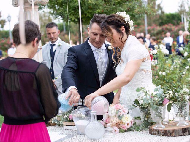 Il matrimonio di Omar e Laura a Castiglione delle Stiviere, Mantova 60