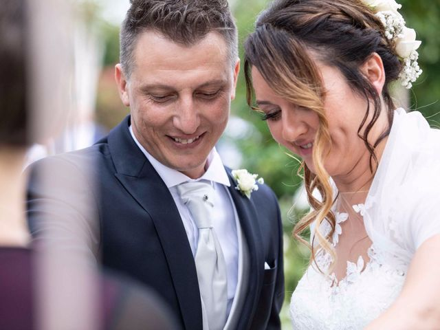 Il matrimonio di Omar e Laura a Castiglione delle Stiviere, Mantova 62