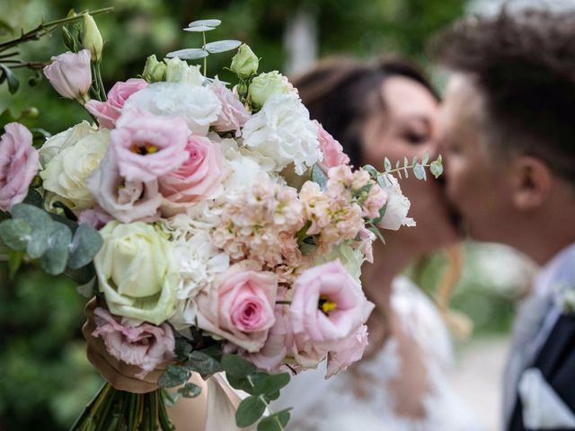 Il matrimonio di Omar e Laura a Castiglione delle Stiviere, Mantova 74