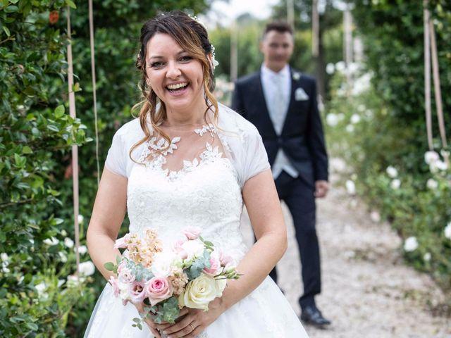 Il matrimonio di Omar e Laura a Castiglione delle Stiviere, Mantova 77