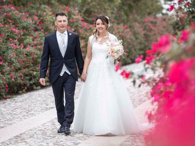Il matrimonio di Omar e Laura a Castiglione delle Stiviere, Mantova 93