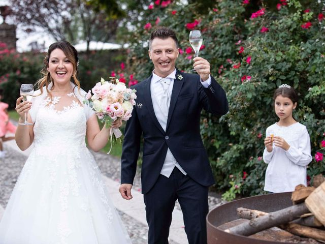 Il matrimonio di Omar e Laura a Castiglione delle Stiviere, Mantova 107