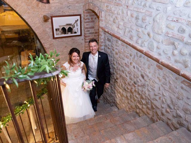 Il matrimonio di Omar e Laura a Castiglione delle Stiviere, Mantova 117