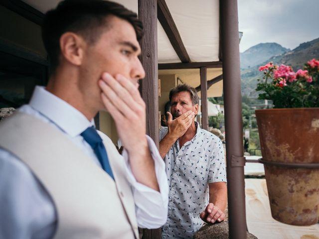 Il matrimonio di Maria e Max a Taormina, Messina 7