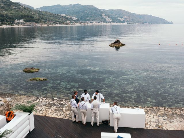 Il matrimonio di Maria e Max a Taormina, Messina 8