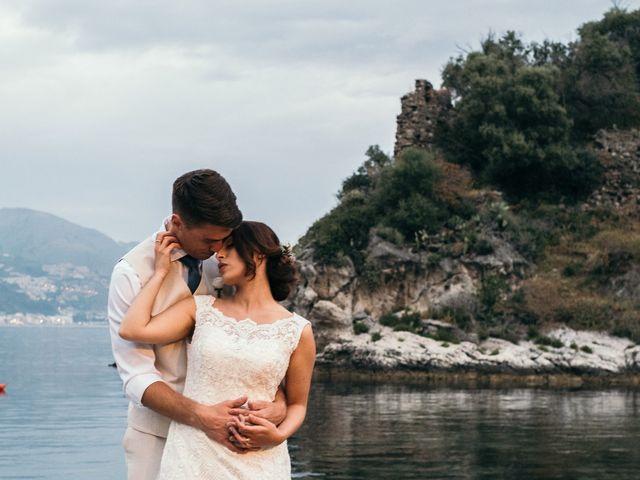 Il matrimonio di Maria e Max a Taormina, Messina 20