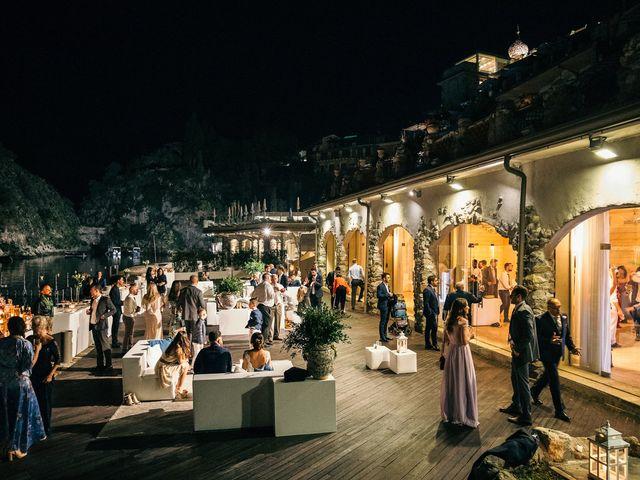 Il matrimonio di Maria e Max a Taormina, Messina 27