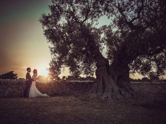 Le nozze di Claire e Luca