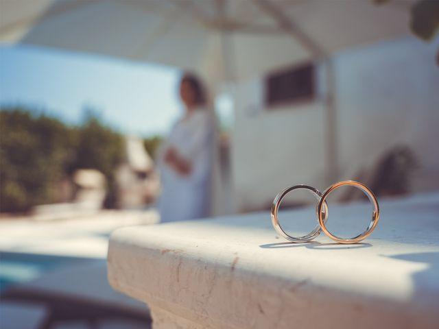 Il matrimonio di Luca e Claire a Noci, Bari 5