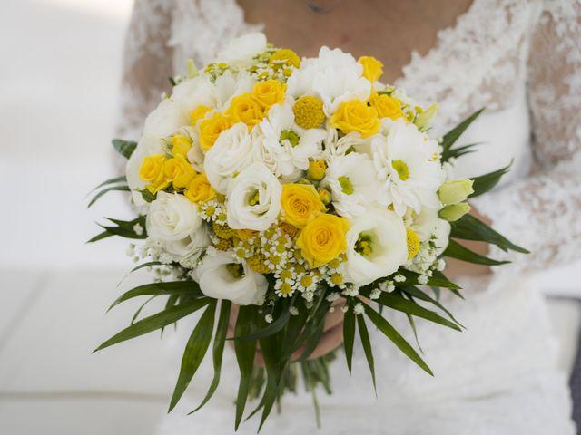 Il matrimonio di Luca e Claire a Noci, Bari 12