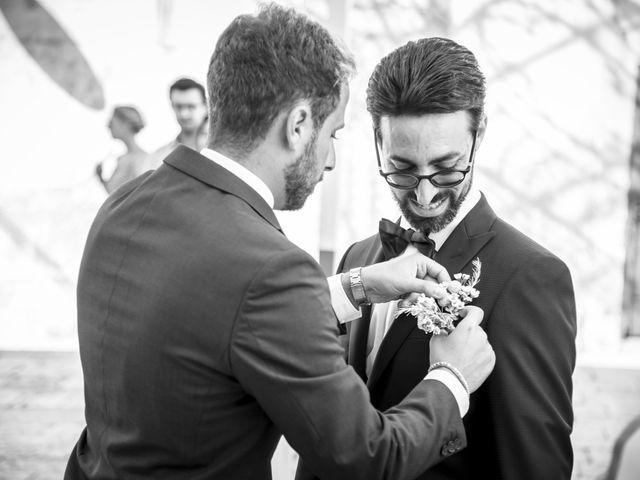 Il matrimonio di Luca e Claire a Noci, Bari 17