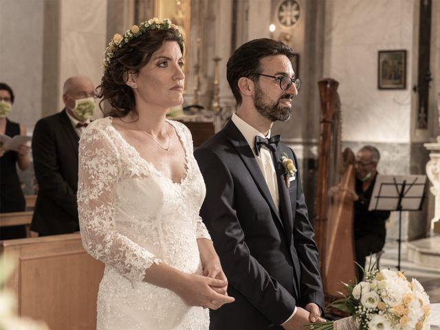 Il matrimonio di Luca e Claire a Noci, Bari 20