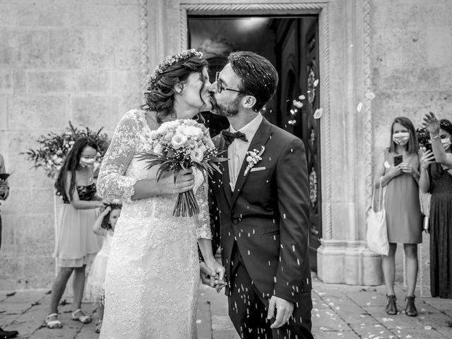 Il matrimonio di Luca e Claire a Noci, Bari 22