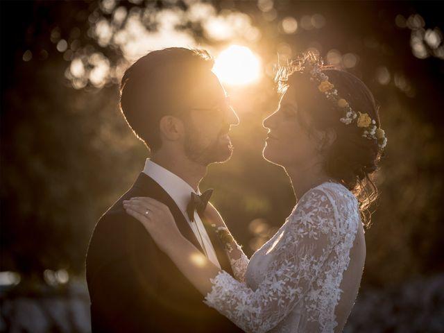 Il matrimonio di Luca e Claire a Noci, Bari 27