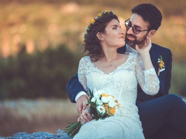 Il matrimonio di Luca e Claire a Noci, Bari 28
