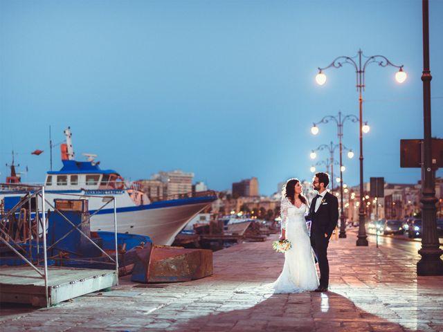 Il matrimonio di Luca e Claire a Noci, Bari 34