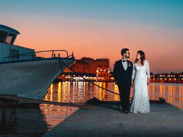 Il matrimonio di Luca e Claire a Noci, Bari 35