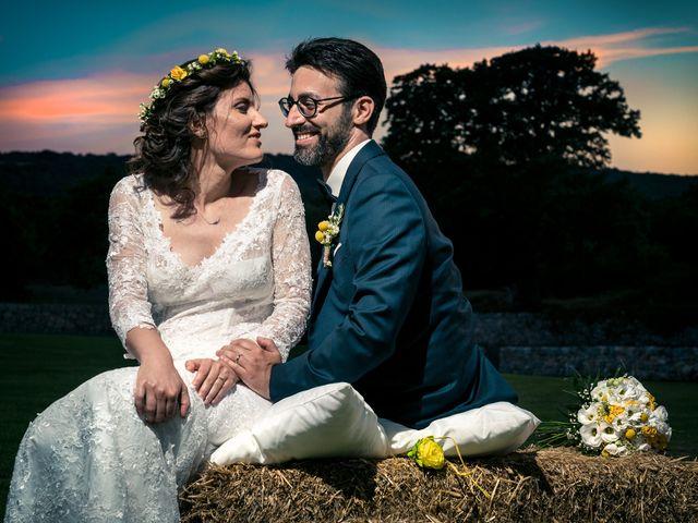 Il matrimonio di Luca e Claire a Noci, Bari 38