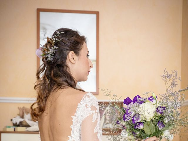 Il matrimonio di Francesco e Lucia a Montespertoli, Firenze 10