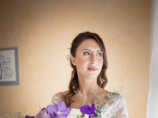 Il matrimonio di Francesco e Lucia a Montespertoli, Firenze 11