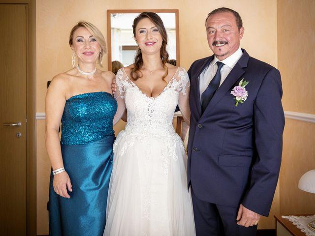Il matrimonio di Francesco e Lucia a Montespertoli, Firenze 13