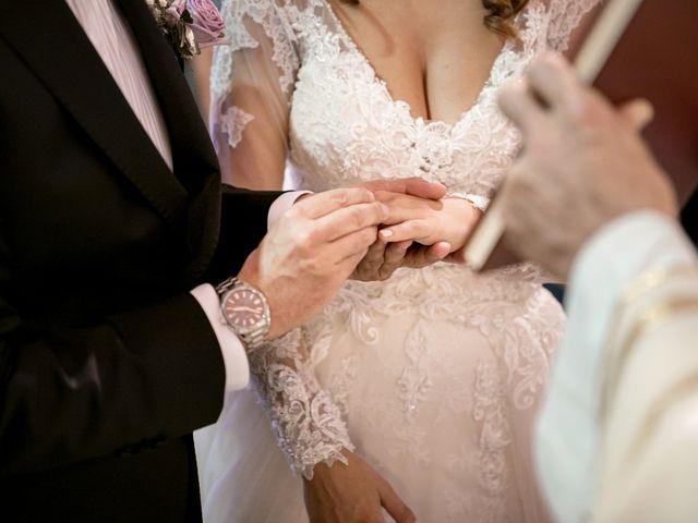 Il matrimonio di Francesco e Lucia a Montespertoli, Firenze 27